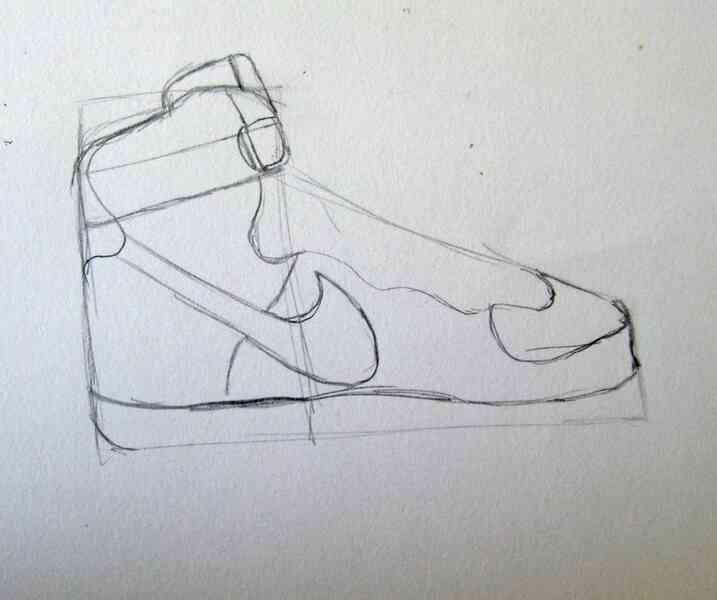 Comment Dessiner Nike Gamboahinestrosa