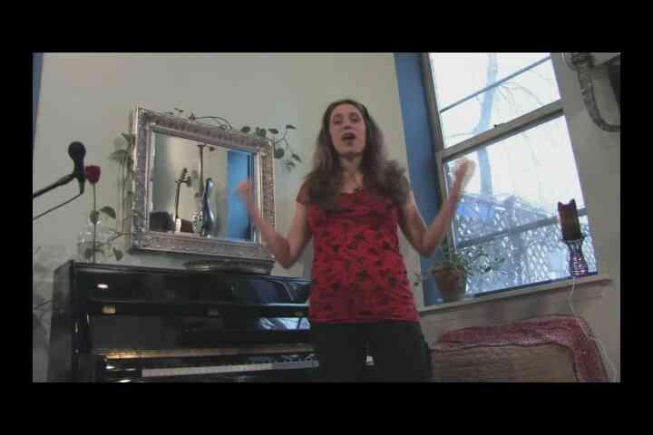 Apprendre à chanter une Chanson