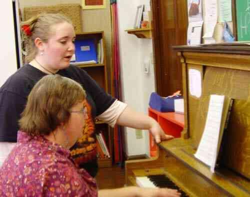 Comment Chanter avec un Piano