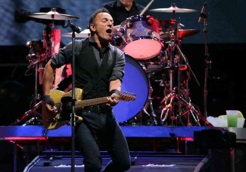 Comment Chanter Comme Bruce Springsteen