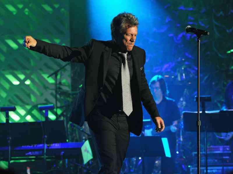 Comment Chanter Comme Bon Jovi