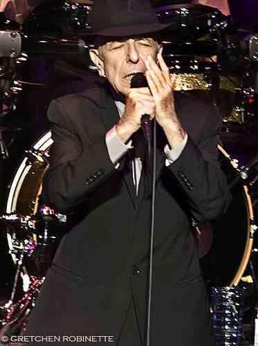 Le Sens de Leonard Cohen Hallelujah