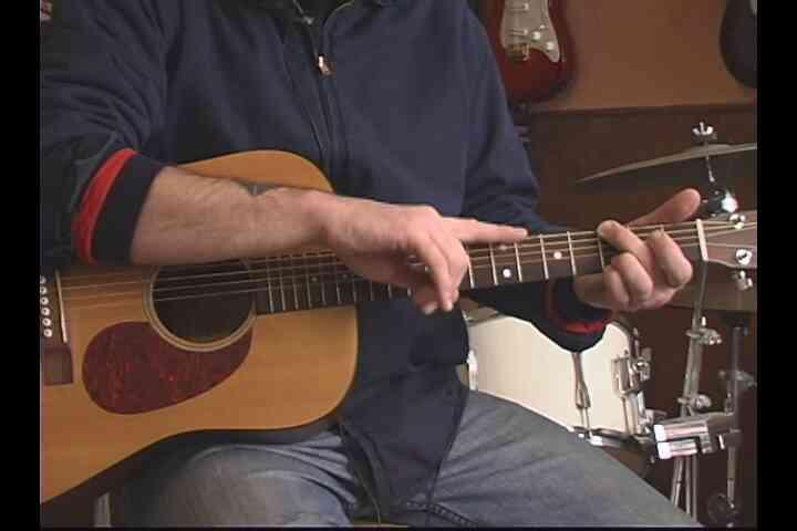 """Comment Jouer """"Plus que les Mots"""" à la Guitare"""