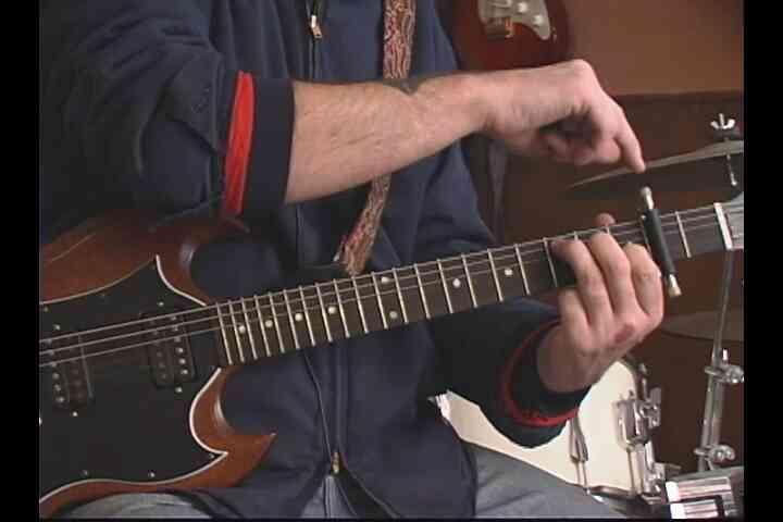 """Comment Jouer """"Sous Le Pont"""" sur la Guitare"""