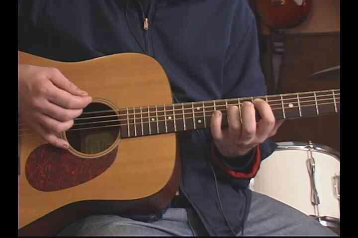 """Comment Jouer à """"Bienvenue à la Maison"""" à la Guitare"""