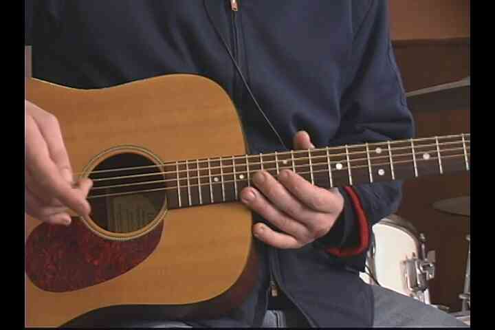 """Comment Jouer à """"je Déteste Tout ce qui Vous"""" sur la Guitare"""