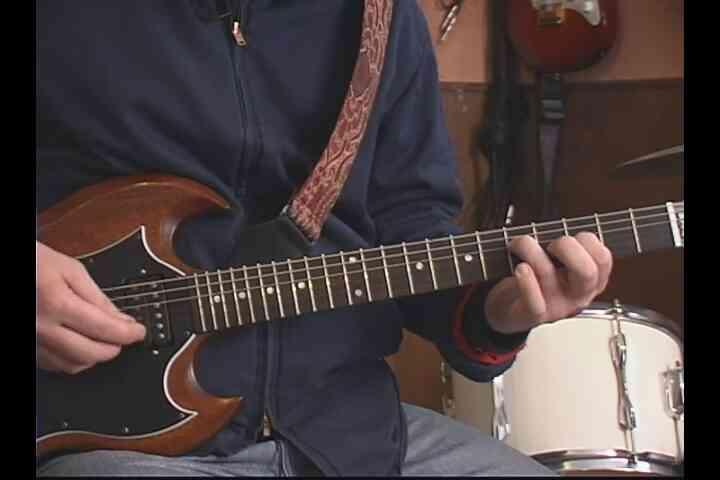 """Comment Jouer """"Comme Une Pierre"""" à la Guitare"""