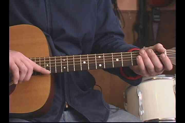 """Comment Jouer à la """"Roulette"""" sur la Guitare"""