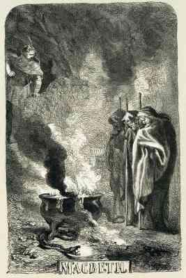 """Quels Sont les Trois Prophéties dans """"Macbeth""""?"""