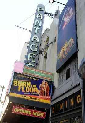 Les Meilleures Places dans le Pantages Theatre