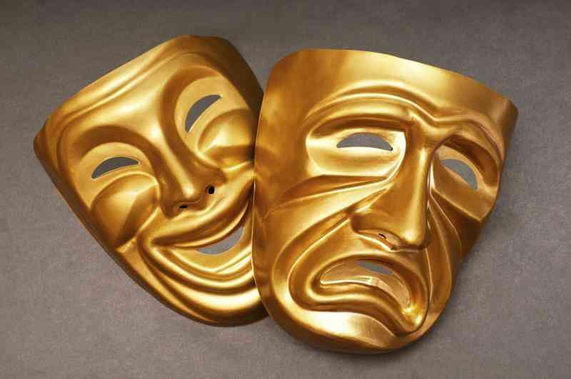 Quel Est le Nom de la Comédie à la Tragédie des Masques?