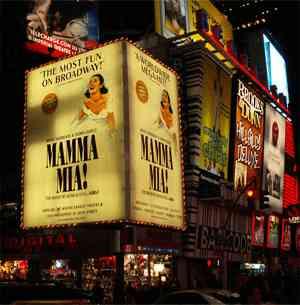 Faits Sur Broadway