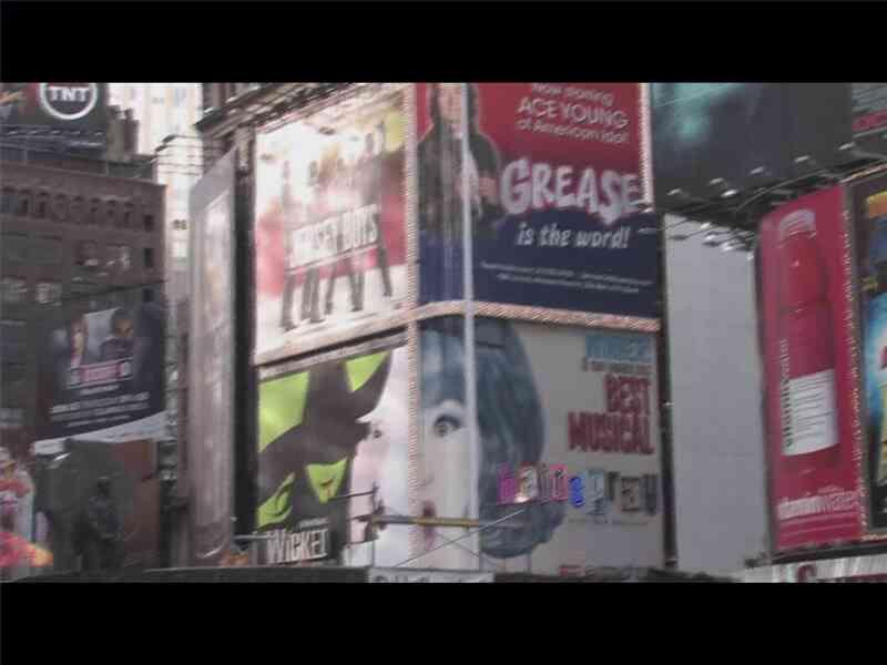 Types de pièces de théâtre de Broadway