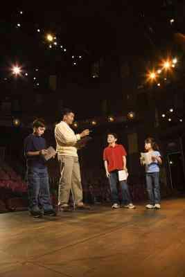 Comment diriger une pièce de théâtre