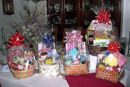 Comment Démarrer une Entreprise à Domicile Faire des Paniers-Cadeaux
