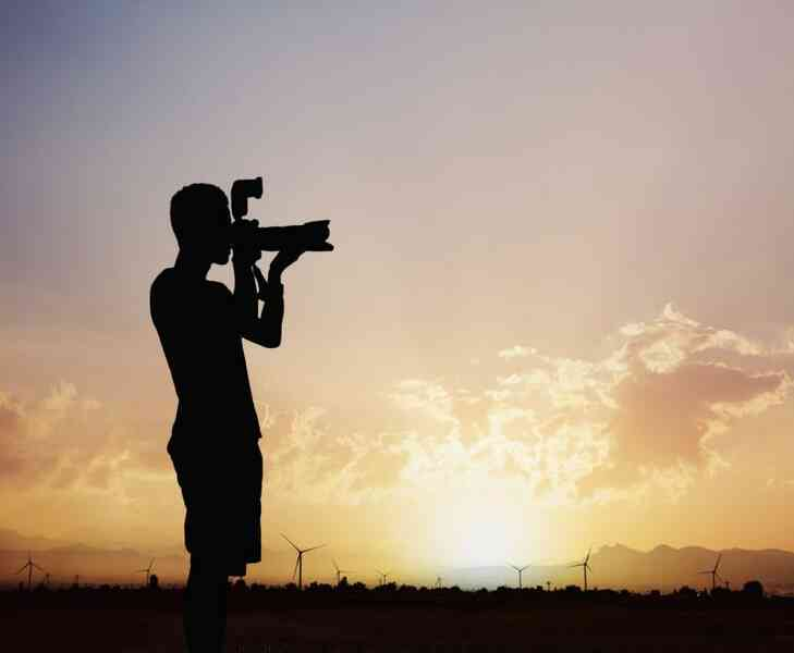 Comment Activer la Photographie passe-temps Dans une Carrière
