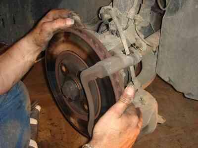 Comment Mesurer la Taille des Freins et disques de frein
