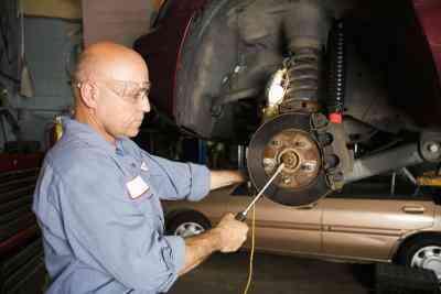 Nissan Sentra Frein Instructions De Montage