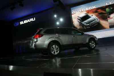 Comment faire pour Réparer Subaru Freins Arrière
