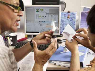 Comment Faire un Origami Hippopotame