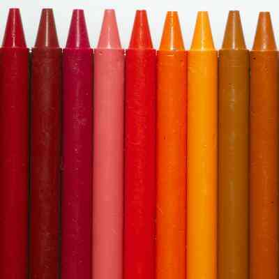 Comment Faire Suncatchers Avec des Crayons de couleur