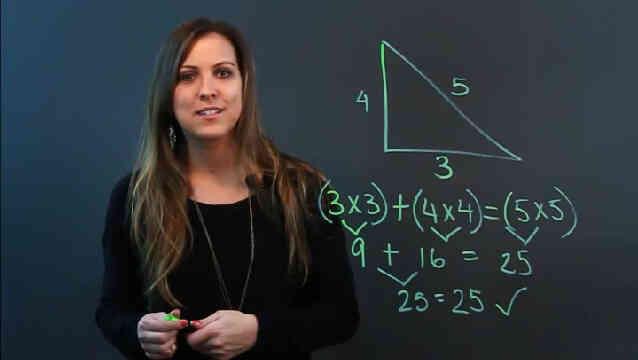 Le Théorème de Pythagore pour les Enfants