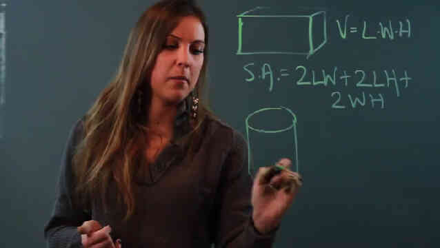 Comment Enseigner la Surface Vs. Volume