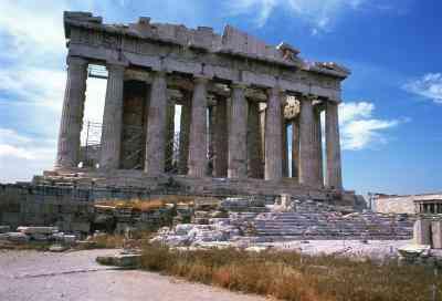 Architecture grecque Projets à Partir de Carton pour les Enfants