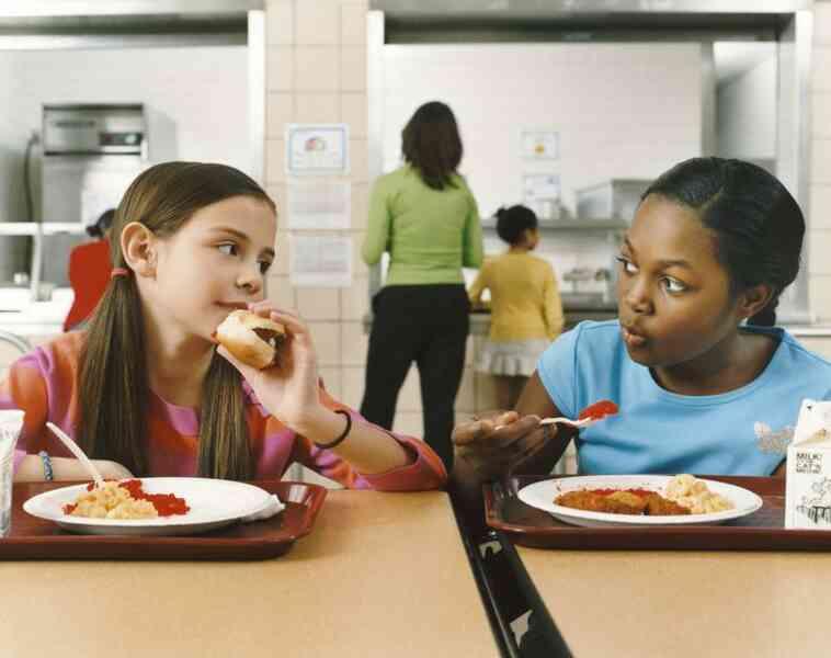 le Déjeuner Tas de Compétences Sociales Idées