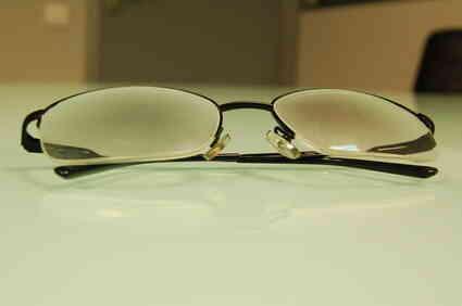 Comment Convertir des lunettes à double foyer à la Simple Vision de