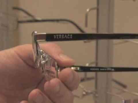 Versace: des Hommes Populaires de Lunettes