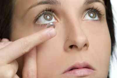 Comment faire pour Déterminer la Lentille de Contact Force
