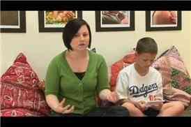 Les Questions de sécurité pour le Massage des Enfants Avec la Fatigue des Yeux