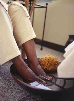 Comment Tremper le Mal de Pieds en Raison de la Goutte