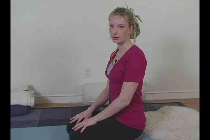 Yoga Chien Pose pour Soulager les maux de tête