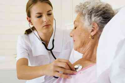 Signes & les Symptômes de Gauche Insuffisance Cardiaque