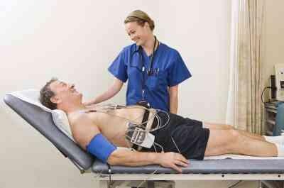 La Différence Entre un ÉLECTROCARDIOGRAMME, une Échocardiographie