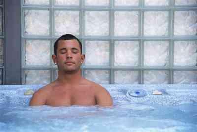 Pourquoi les Gens Avec des problèmes Cardiaques ne Peuvent pas Aller Dans les bains à remous