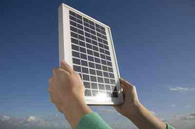 Des Panneaux solaires pour les Maisons Mobiles