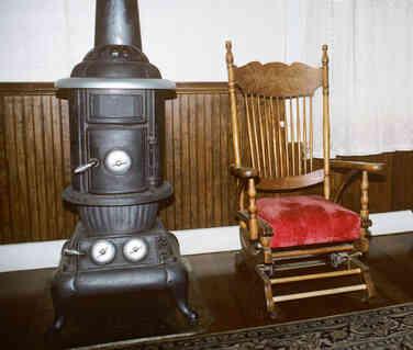 En californie, les Codes du Bâtiment pour le chauffage de la Chambre