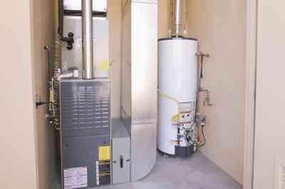 BRICOLAGE Installé chauffage à Air pulsé