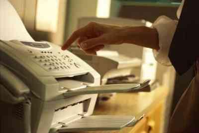 Comment faire pour Dépanner un Frère Fax