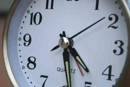 Analogique Vs. Les Horloges Numériques