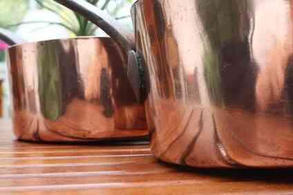 Quels Sont les Dangers de batterie de cuisine en Cuivre?