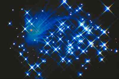 Comment Obtenir les Étoiles briller dans Flash