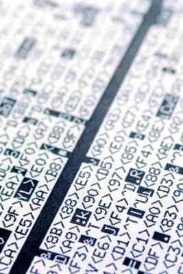 Comment Convertir le fichier Binaire de type Varchar dans DB2