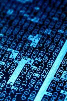 Ce qui Est une Verticale de la Base de données?