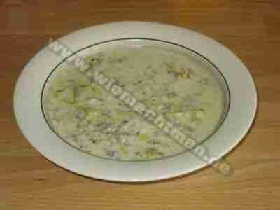 La soupe au fromage