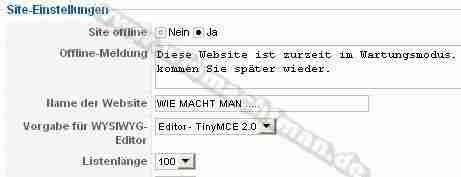 Search engine friendly URLs dans Joomla 1.5