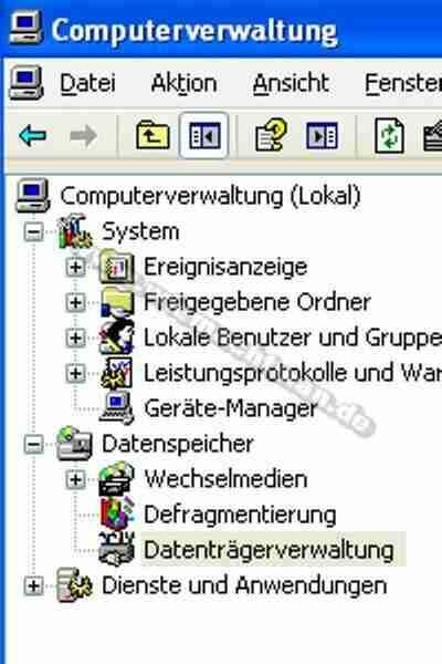 comment partitionner un disque dur